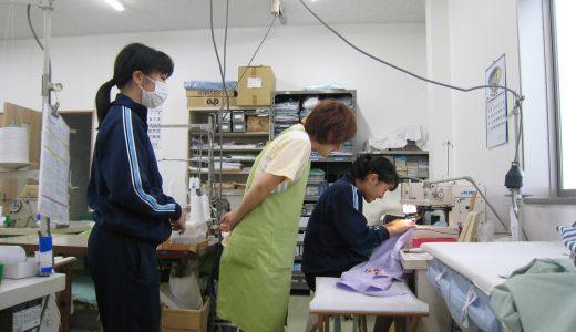2018中学生の職場体験実習を受け入れました(CSR社会貢献活動として)