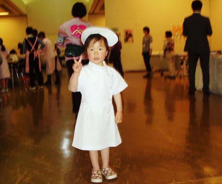 クラユニの子供用白衣 貸し出し