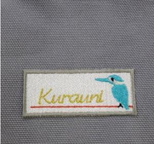クラユニのオリジナル刺繍